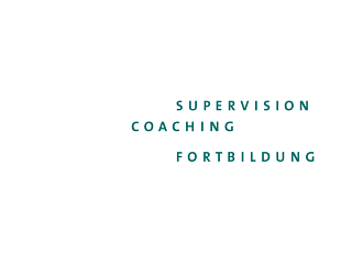 Supervision, Coaching, Fortbildung